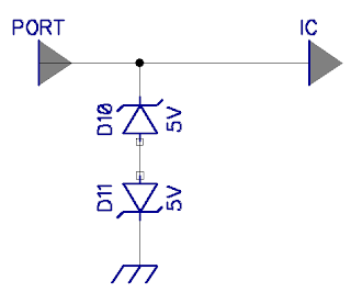 Dioda Zener Sebagai Pengaman Electro Static Discharge