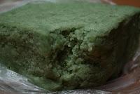 rice cake: pirinç keki