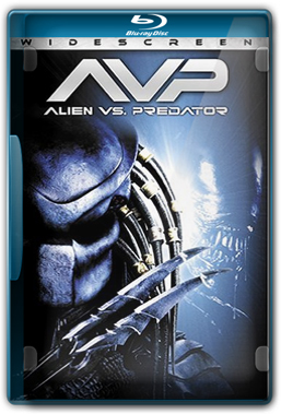 Torrent - Alien vs Predador Blu-ray rip
