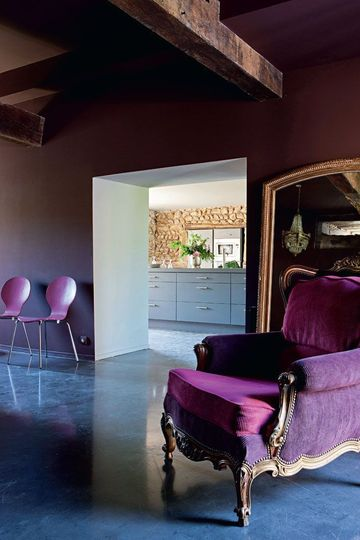 A casa un casale nel sud della francia for Case moderne nel sud della california