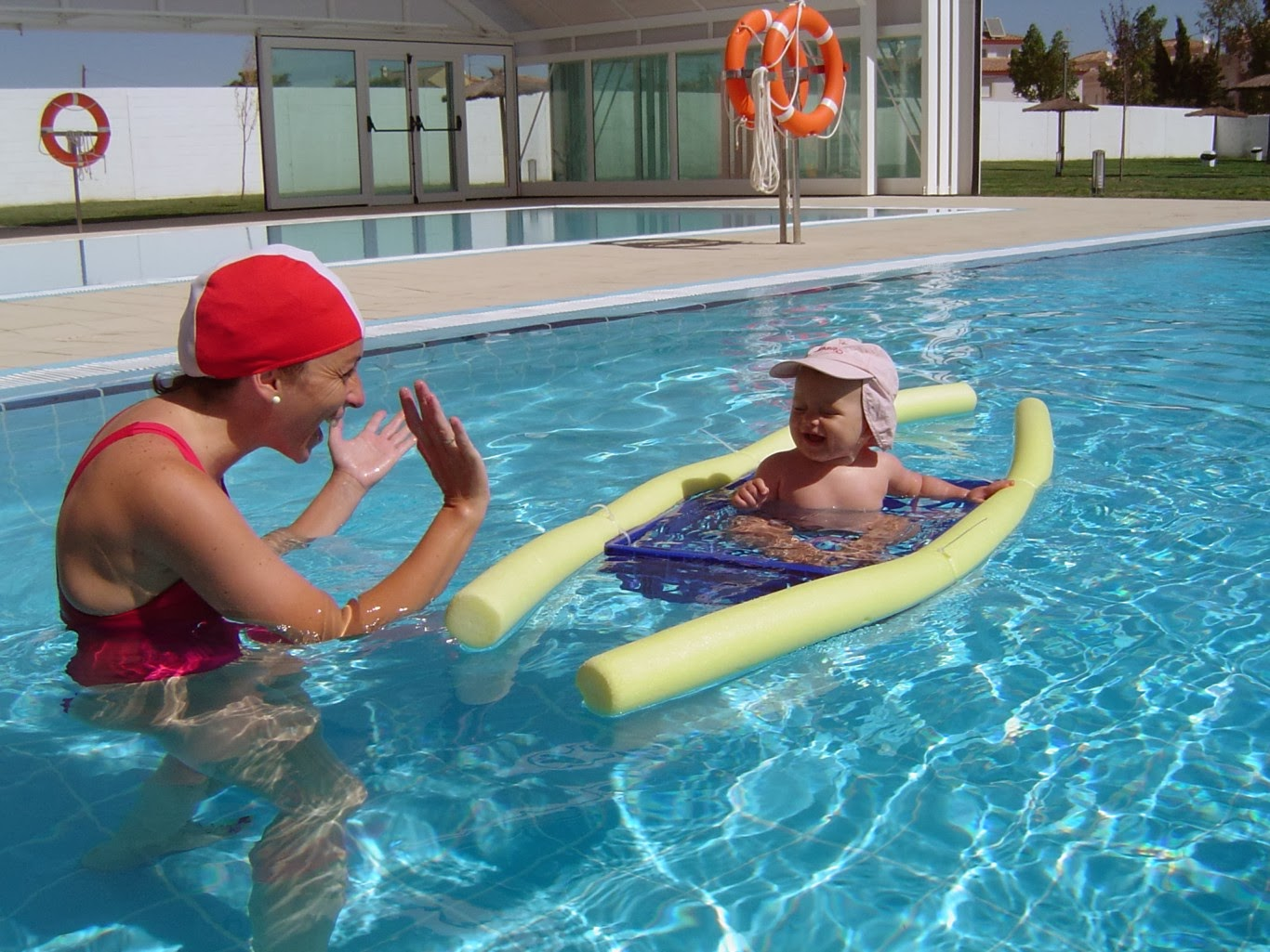 Nataci n recreativa corriendo por la vida for Piscina de natacion