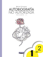 Autobiografía No Autorizada volumen II digital parte 1