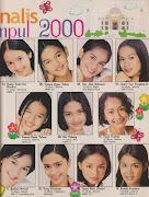 Finalis Gadis Sampul 2000Part 2. Diposkan oleh Hildan di 20.24