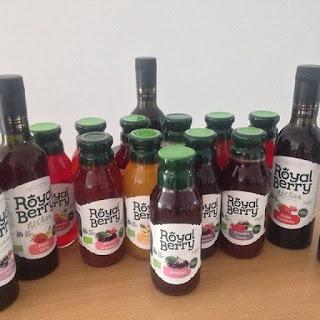 Les jus bio - Royal Berry
