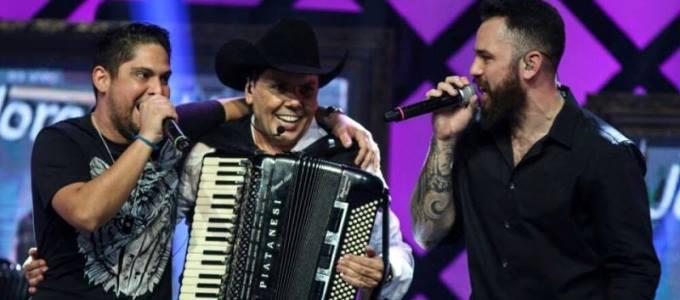 Jorge e Mateus - Pergunta Boba DVD Maestro Pinocchio