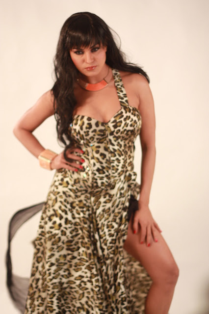 Veena Malik bold hot photoshoot Supermodel movie