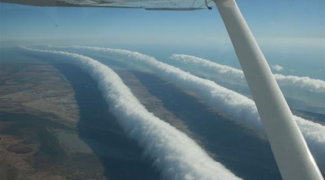 Morning Glory Clouds