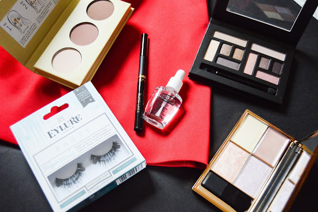 New Years Eve Eye and Face Makeup Picks #BootsBeautyBox