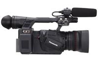Cámara Panasonic AG-AC130