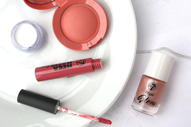 W7 Make up collection Review