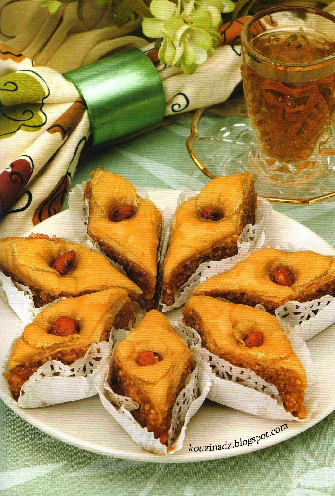 La Cuisine Algérienne: Baklawa economique