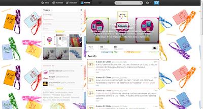 Por supuesto que  compartiremos en nuestro Twitter de empresa. Podemos programar varios Tweets