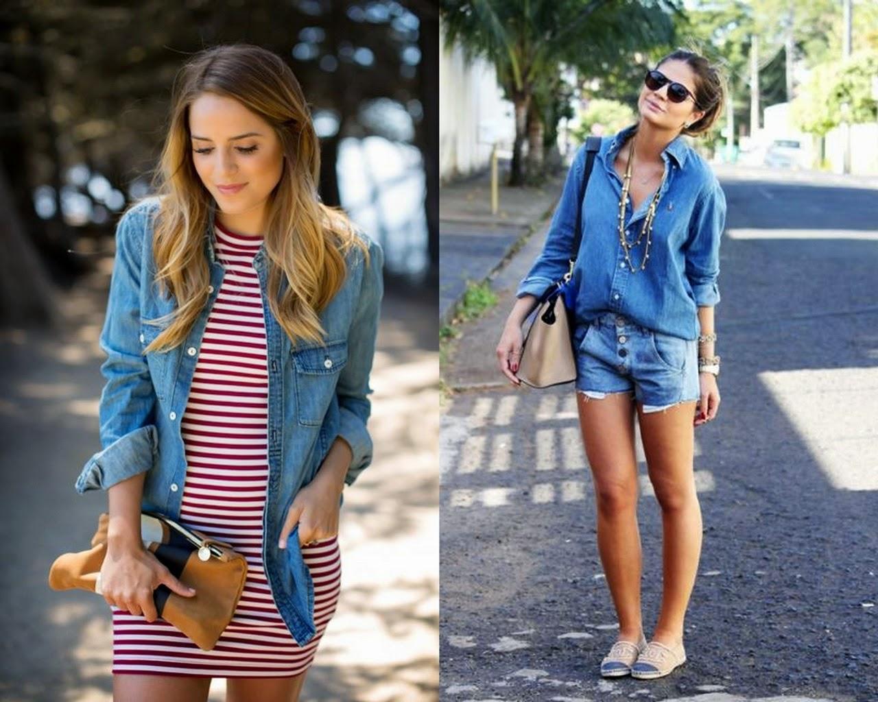 Gömlek Elbise Nasıl Giyilir