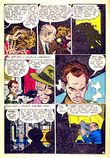 The Unseen v1 #12 standard comic book page art by Alex Toth