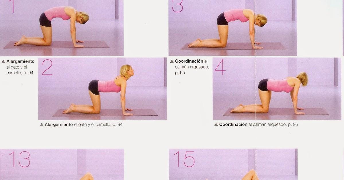 Pon un poco de pilates en tu vida ejercicios para calmar for Ejercicios espalda piscina