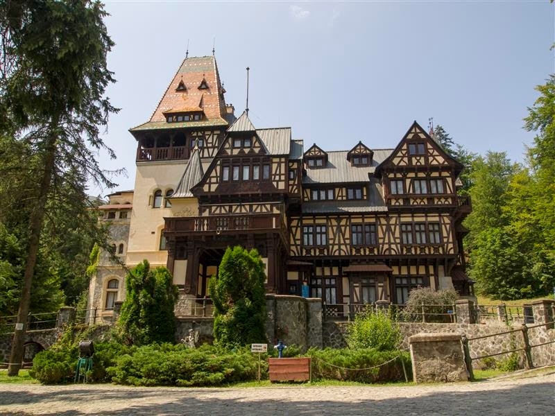 Castillo de Pelişor