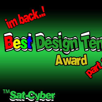 Best Design Template Award Part3
