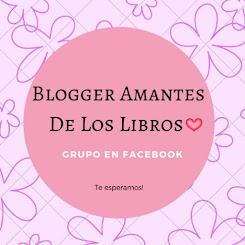 Bloggers amantes de los libros.