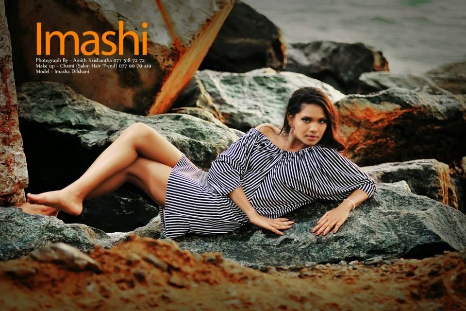 Imasha Dilshani super thighs