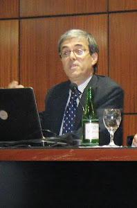 Conferencia: Walter Agosto en el Colegio de Abogados disertó sobre la Ley de Blanqueo de capitales