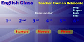 Teachers' web page