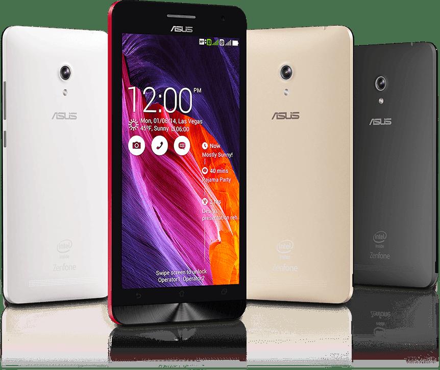 Smartphone Android ZenFone 6
