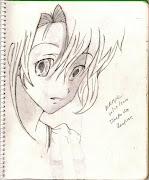 dibujos anime/manga sara victoria