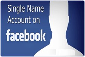 single name facebook, single name facebook images, single name facebook tricks