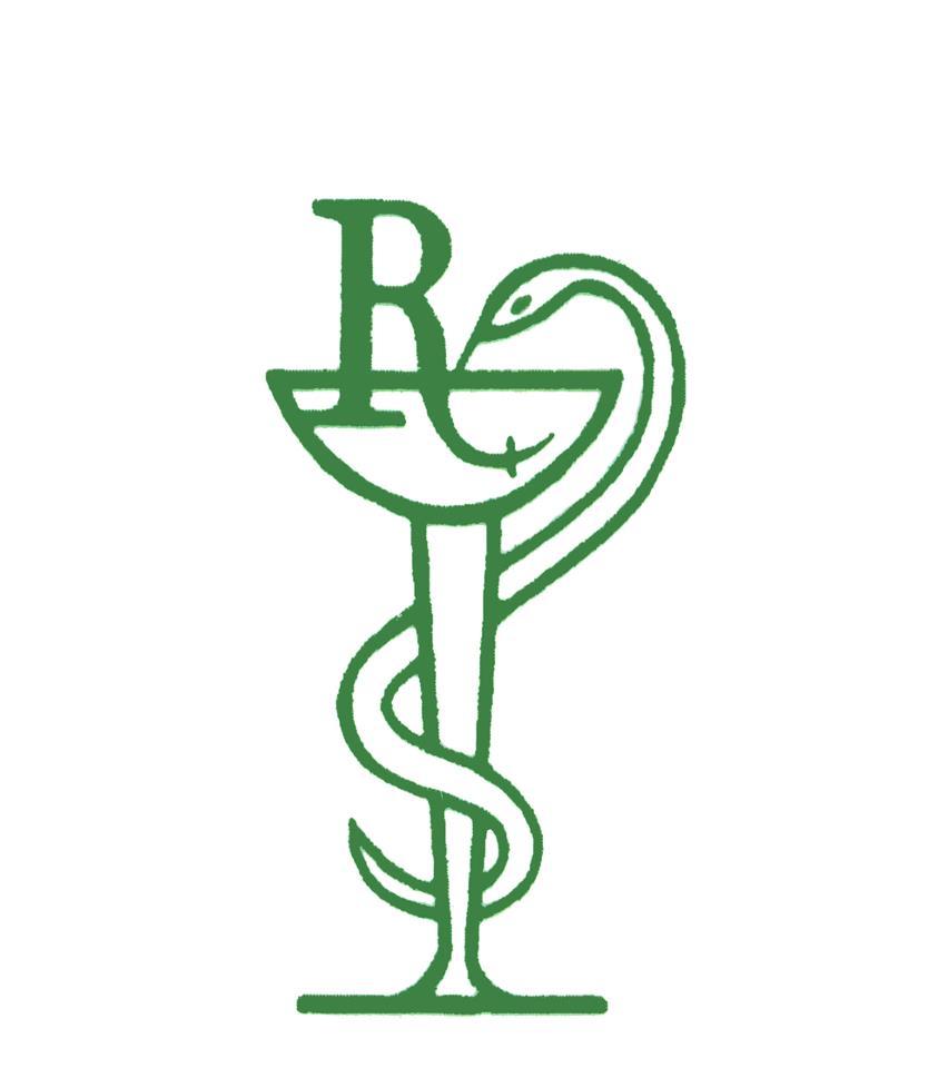 farmasi fisika, kimia farmasi, biologi farmasi. dan ditunjang ilmu
