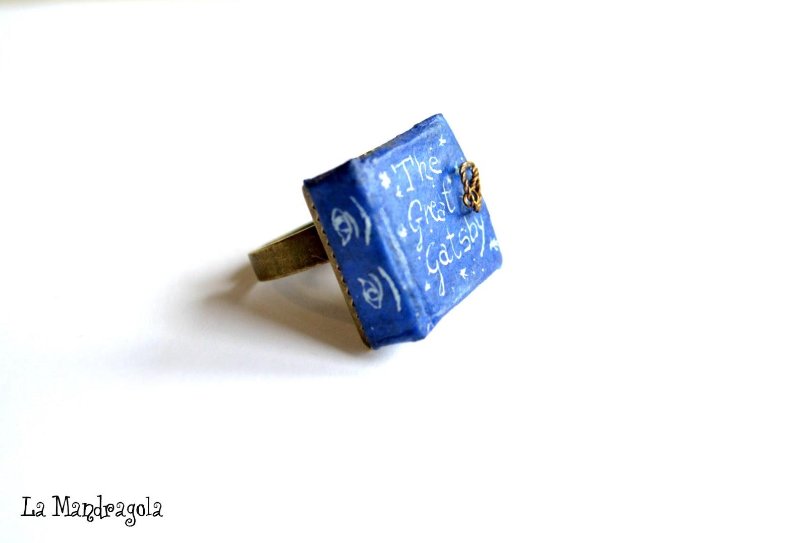 Great Gatsby Ring Ebay