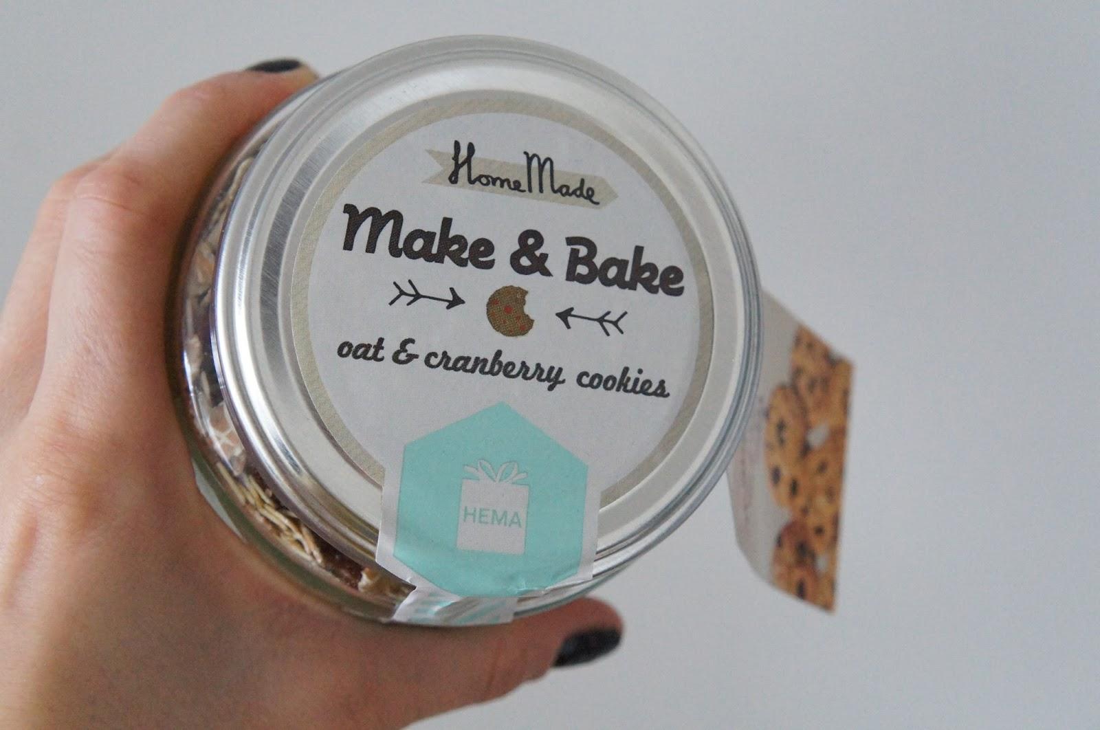 Alice mc cloud cookies avoine cranberry de chez hema - Hema ouvert dimanche ...