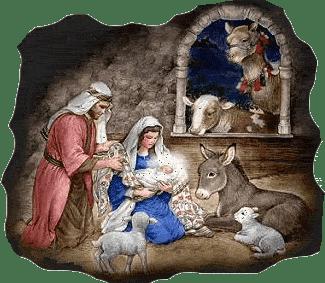 Imagenes de Nacimientos Navideños, parte 3