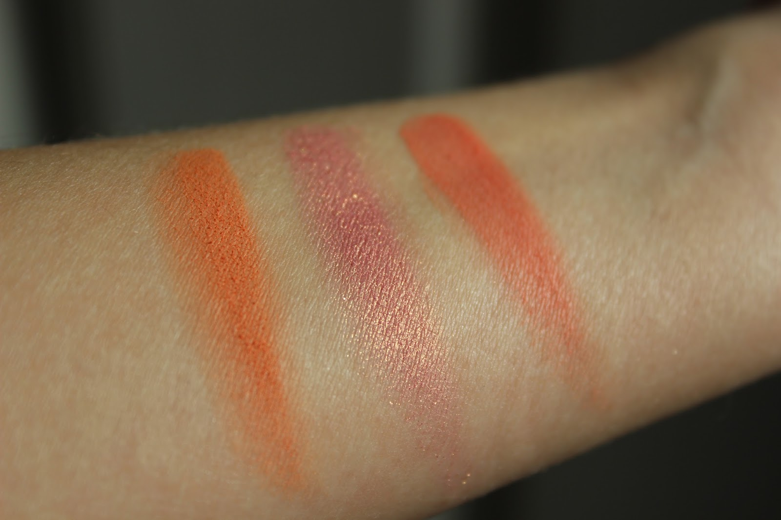 Sleek Blush by 3 Lace swatches