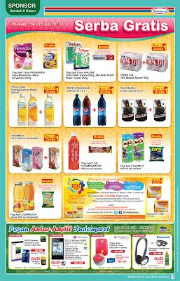 Indomaret Promo super Hemat periode 16 – 31 Juli 2013