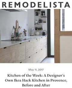 FEATURED ON ➤ REMODELISTA