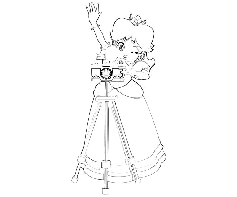 printable-princess-daisy-photo-coloring-pages