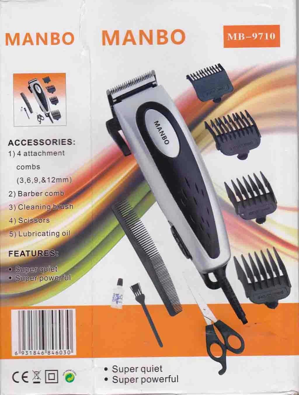 jual barang online banjarmasin  alat cukur rambut MANBO professional ... 255fbbc365