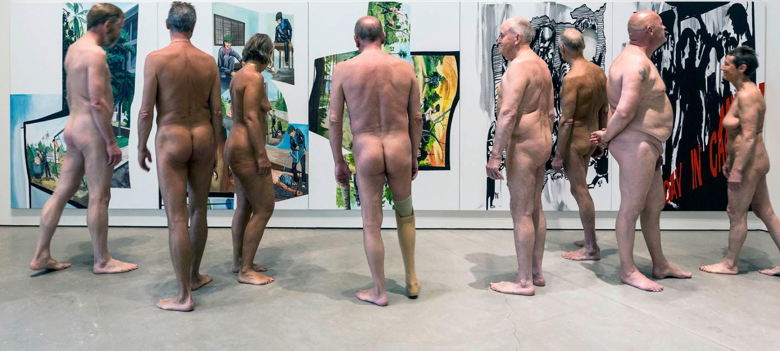 knullgummi bilder på nudister
