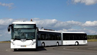 World's largest bus has capacity of 256 passengers