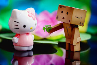 Danbo Inspired Hello Kitty Just Try You Can Make It Danbo Inspired Hello Kitty Just Try You Can Make It