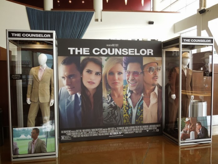 The Counselor film costumes