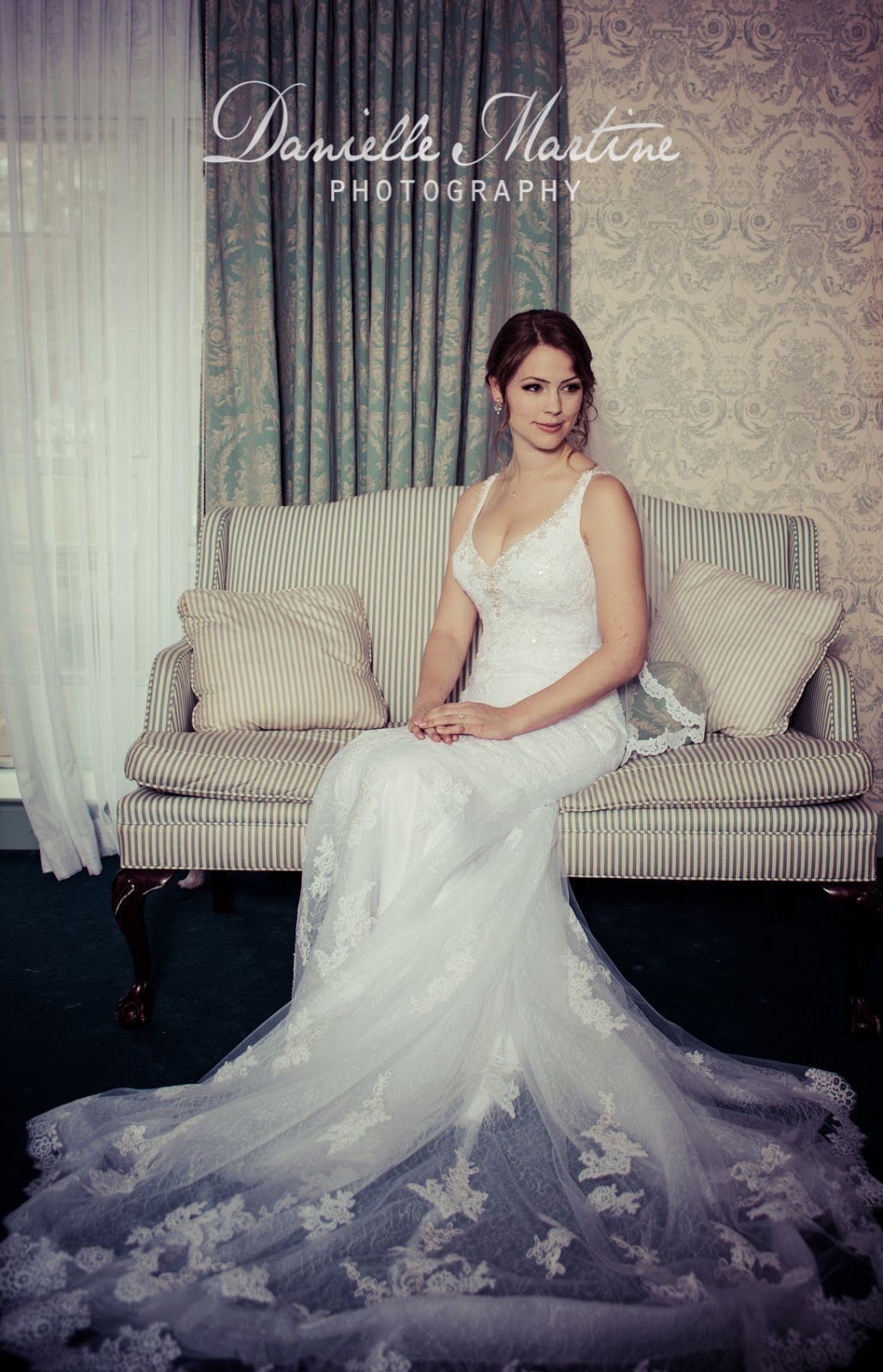 Danielle martin wedding