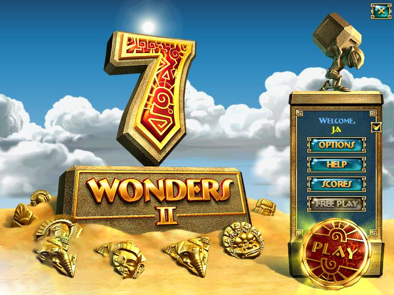 7 Wonders II PC Game