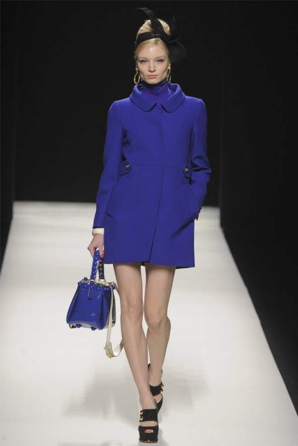 Milan Fashion Week Moschino Fall Winter 2012 2013