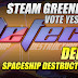 Defect, Spaceship Destruction Kit - STEAM Greenlight - Vote Yes