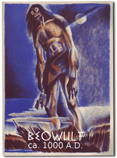 an overview of beowulf one of the oldest existing poems in the english language Beowulf: good vs evil essays beowulf is one of the oldest existing poems in the  english language beowulf is an anglo-saxon epic poem, which portrays a.