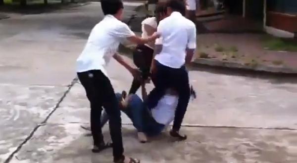 nữ sinh đánh nhau - 9xhot.info