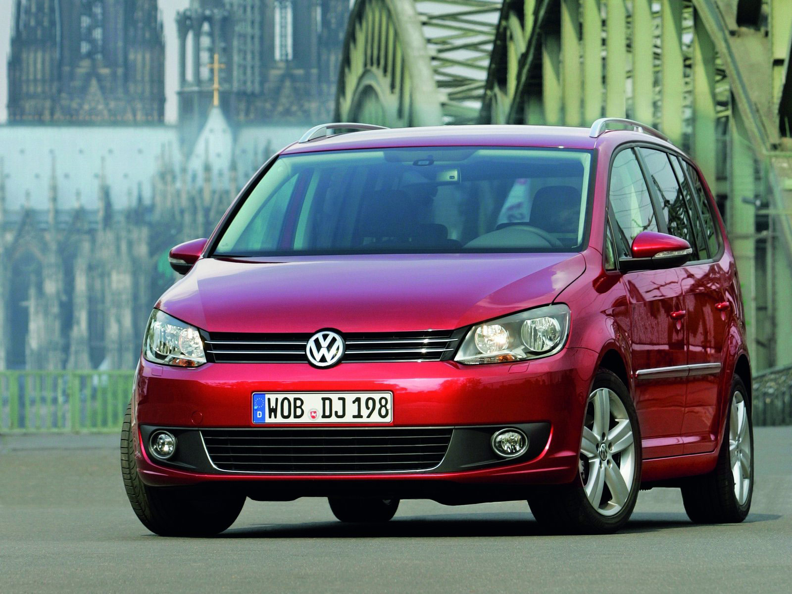 2011 vw touran volkswagen wallpapers. Black Bedroom Furniture Sets. Home Design Ideas