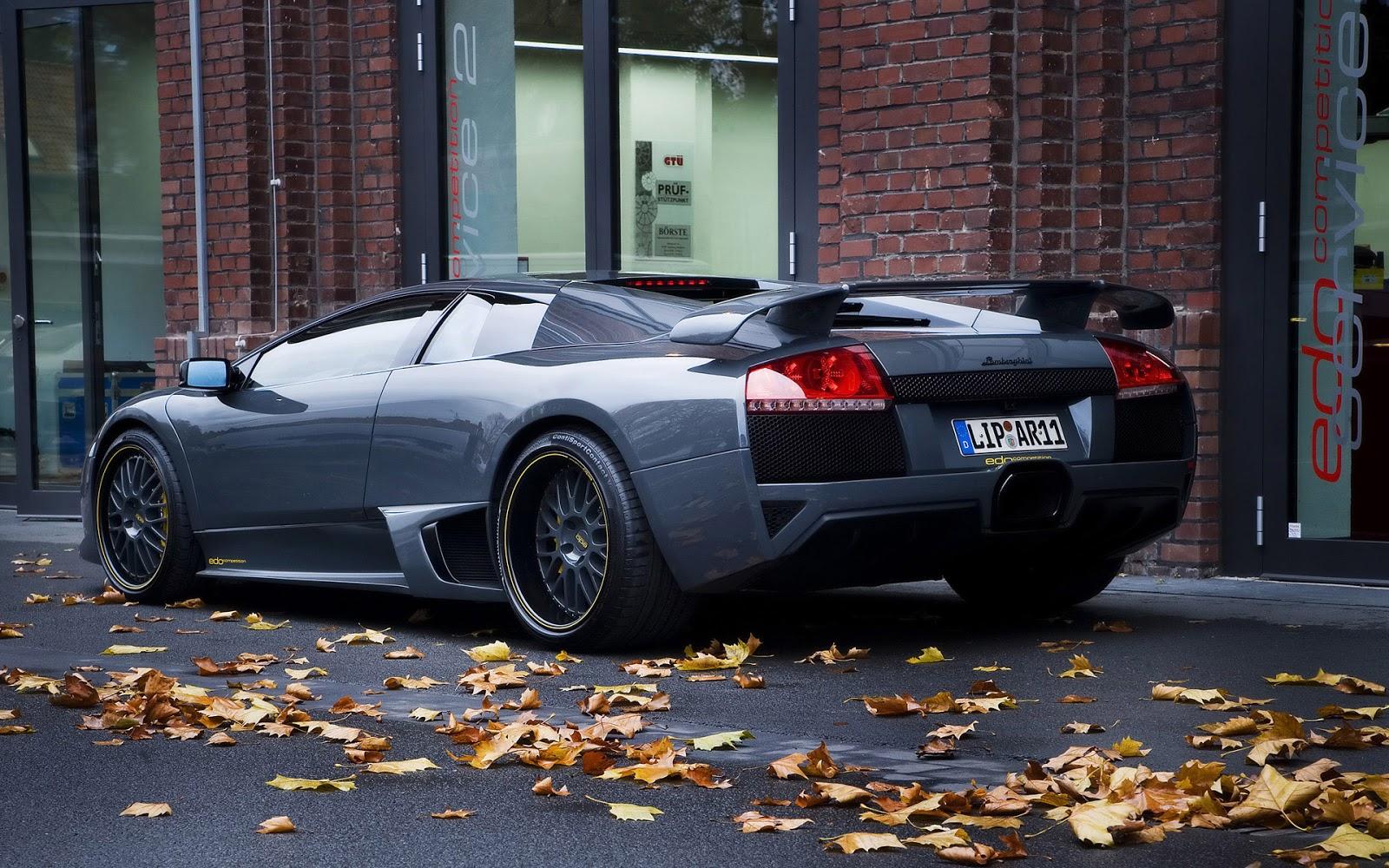 Lamborghini Wallpaper HD Desktop