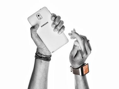 Presentación en Madrid y Barcelona del nuevo Samsung Galaxy Note 3 y del reloj Galaxy Gear